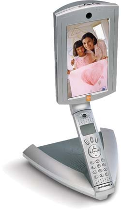 Motorola PVP1000 OJO Personal Video Phone