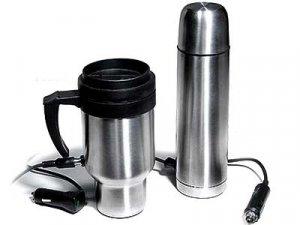 Motokata Stainless Steel Heating Flask