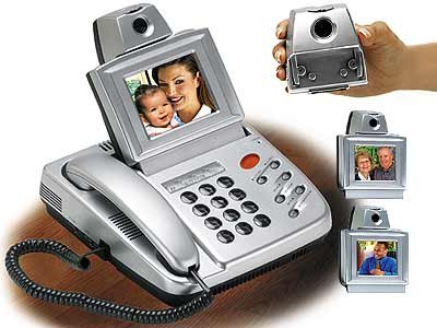 Spion Multi-Function Video Phone