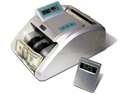Motokata Professional High Speed Money Counter and Counterfeit Machine