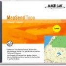 Mapsend Canada Topo