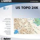 GARMIN MapSource US TOPO 24K National Parks - Western U.S.