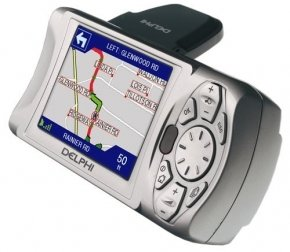 Delphi NA10000 Mobile Navigation - GPS receiver