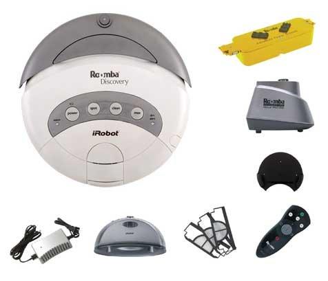 Roomba Discovery Robotic Floorvac