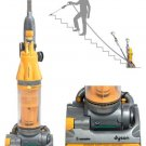 Dyson DC-O7 HEPA Steel Yellow 12 amp Vacuum Cleaner