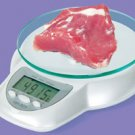 Cholesterol + Calories Mini Diet Scale
