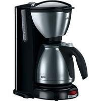 Braun Stainless Steel KF600 Impressions 10-Cup Thermal Coffeemaker