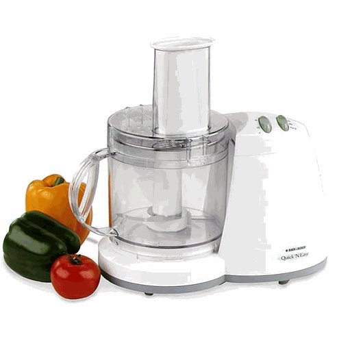 Black & Decker MFP100 1 1/2-Cup MiniPro Mini Food Processor