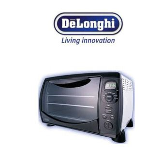 DeLonghi Digital Rotisserie Convection Oven
