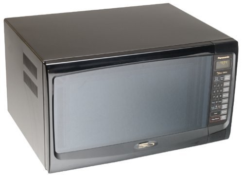 Panasonic NN-S962 2.2-Cubic-Foot 1300-Watt Microwave