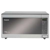 Panasonic NN-T654SF Stainless Steel 1.2 cubic ft. Microwave Oven