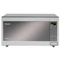 Panasonic NN-T774SF Full Size 1.6 cubic ft. Microwave Oven Stainless Steel