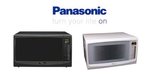 Panasonic NNS963 Series Inverter Microwave with Sensor Settings - 2.2 Cu.