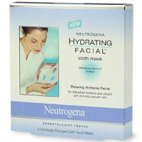 Neutrogena Hydrating Facial Cloth Mask
