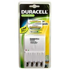 Duracell Quickcharger/AA Battery Pack