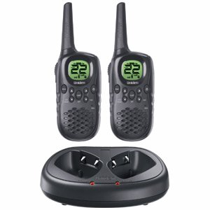 Uniden GMR635-2CK 22-Channel, 2-Way Radio Dual Pack with Cradle Charger