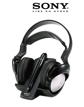 Sony MDR-RF960RK 900 MHz wireless headphones