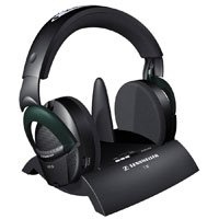 Sennheiser RS-30 Ultra-Light Wireless Hi-Fi Stereo Headphone System