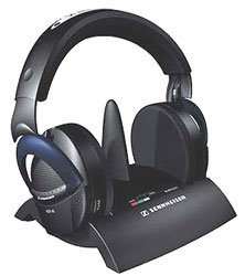 Sennheiser RS-40 Ultra-Light Wireless Hi-Fi Stereo Headphone System