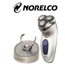 Norelco 7865 XL Quadra Action Cord/Cordless Mens Shaver