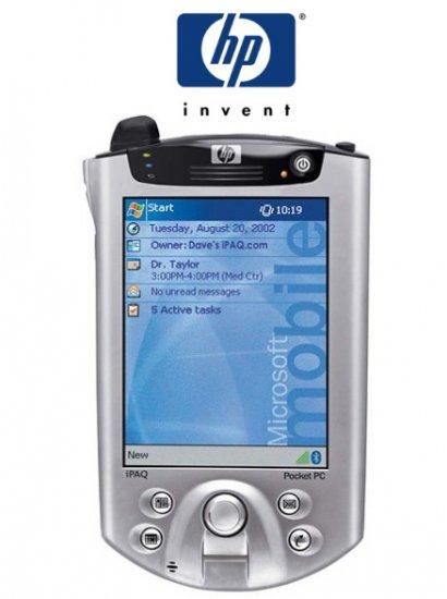 HP Compaq iPAQ H5455 400MHz 64MB PDA