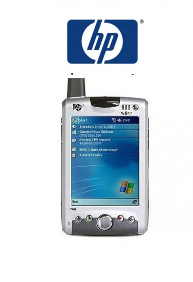 HP iPAQ Pocket PC H6320 - Windows Mobile Phone Edition
