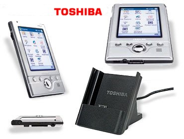 Toshiba e330 Pocket PC with Windows Mobile PC