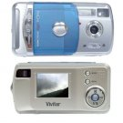 "Vivitar VIVICAM-3815 4.0 Megapixel Digital Camera with 1.4"" LCD Screen"