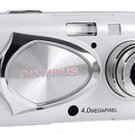 "Olympus Stylus 410 - ""Limited Edition - White"" 4.0 Mega Pixels  Digital Camera With 12x To"