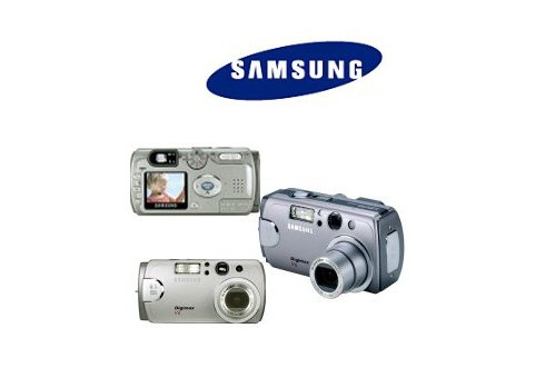 Samsung Digimax V6 Micro Digital Camera, 6.0 Megapixel, 3x Optical, 4x Digital Zoom