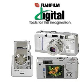 FinePix F700 - 6.2 megapixels 3X Optical Zoom Digital Camera