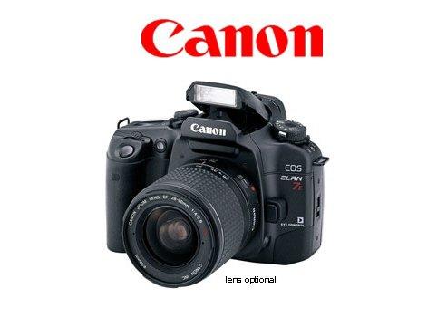 Canon EOS Elan 7E 35mm SLR Autofocus Camera