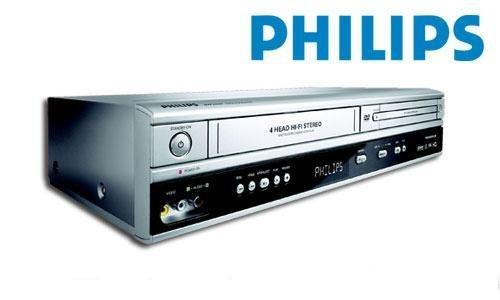 "Philips DVP3050 Progressive Scan DVD / VCR Combo ""Multi Region"""