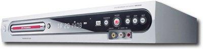Magnavox MRV640 Progressive Scan DVD Recorder