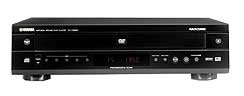 Yamaha DV-C6660 5-Disc Progressive Scan DVD Changer