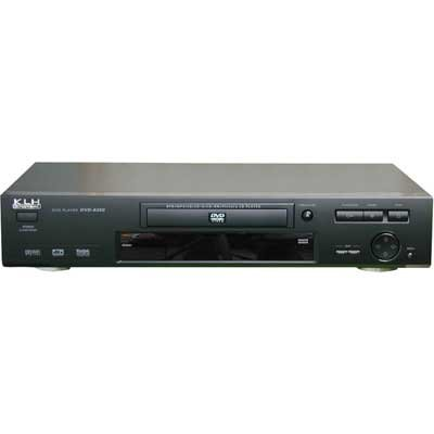 KLH DVD8350  Karaoke DVDPlayer