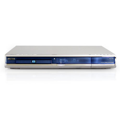 Sanyo DR-W500 Cinematic Progressive Scan DVD Recorder