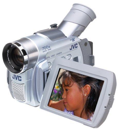 JVC GR-D90  MiniDV Camcorder with 3.5 LCD