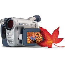 Sony DCR-TRV260 Digital-8 Camcorder with 2.5 LCD Display
