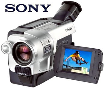 Sony Hi8 Handycam Camcorder - CCDTRV118/ Hi8 Video Recording/ 20X Optical/560X Digital Zoom