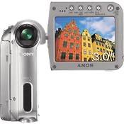 Sony DCR-PC55 MiniDV Digital Camcorder Silver