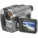 "Sony DCR-TRV285E PAL Digital-8 Camcorder 2.5"" LCD Monitor / 20x Optical, 990x Digital Zoom / B/"