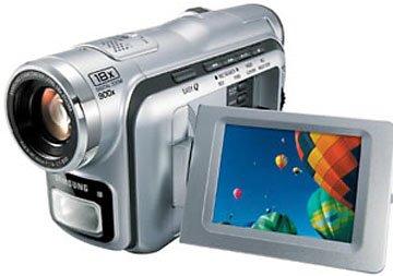 Samsung SC-D103 Mini Dv Camcorder