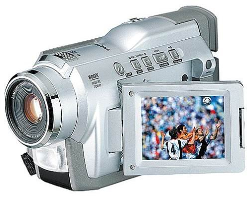 Samsung SC-D23 MiniDV Camcorder with 2.5 LCD