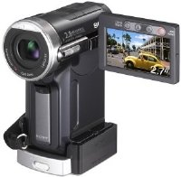 Sony DCR-PC1000 PAL Professional level 3-CCD MiniDV digital camcorder with 1.07 Megapixels and 5.1 S
