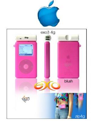 Exo Ipod Mini Case (Blush)