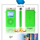 Exo Ipod Mini Case (Frogger)