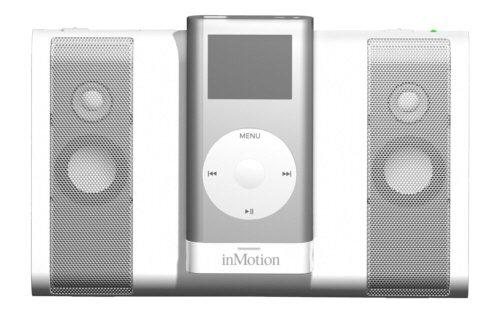 In Motion iMmini - iPod Mini Portable Audio System