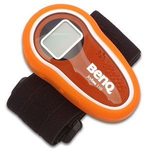 BenQ Joybee  256 MB Orange MP3 Player with Arm Band