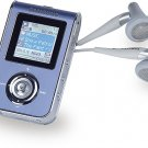 Samsung YP-T7Z Silver 1GB  Portable MP3 Player with Picture Viewer